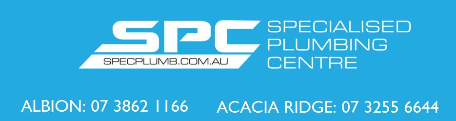 Specialised Plumbing Centre Logo